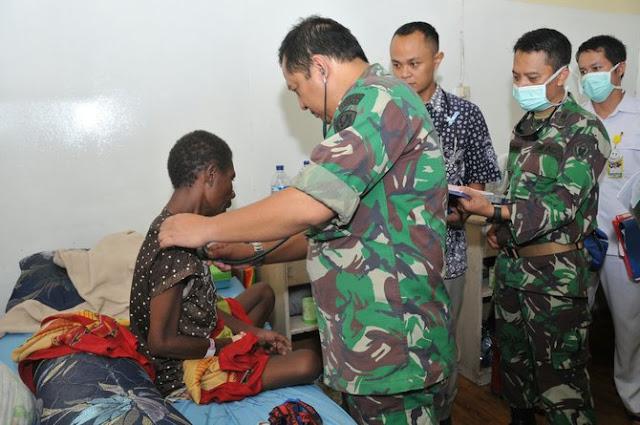 Kisah Heroik Satgas TNI Selamatkan Warga Asmat, Dan Pilunya Keadaan Disana