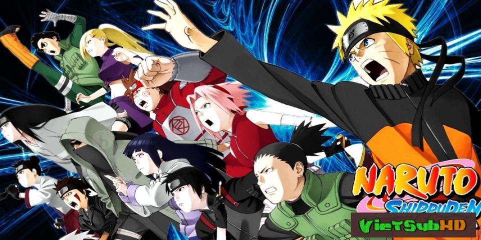 Phim Naruto: Cái chết tiên đoán của Naruto VietSub HD | Naruto Shippuden Movie 1: Naruto Hurricane Chronicles 2012
