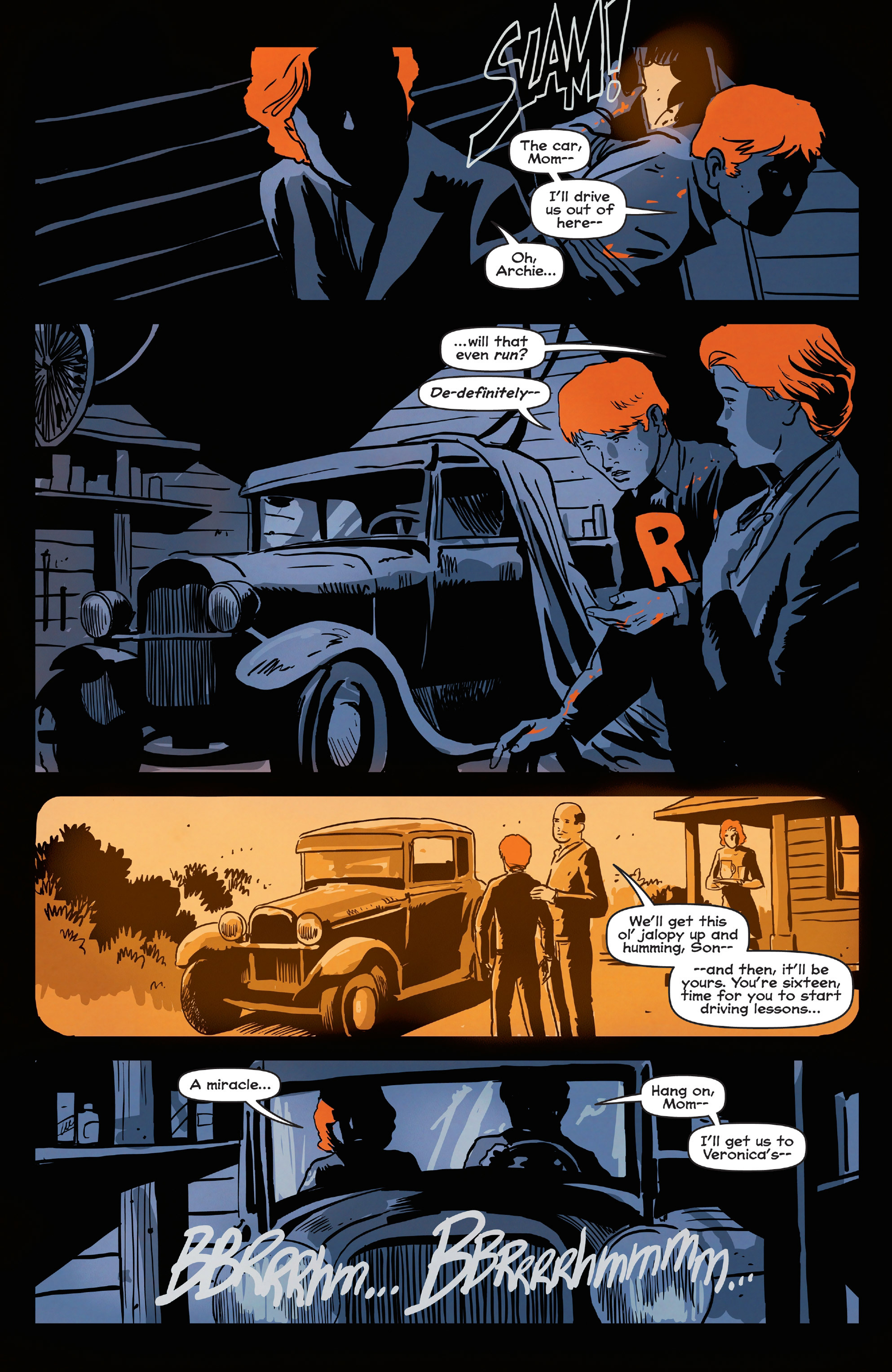 Read online Afterlife with Archie comic -  Issue #4 - 22