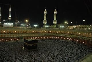 travel to mecca