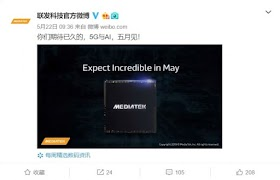 MediaTek promises to launch its 5G chip this May