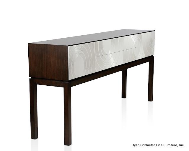 Denver Design District, Spring Market, Ryan Schlaefer Fine Furniture, Inc.  Vinyl inspired furniture, High End furniture in Denver, High end furniture in Colorado