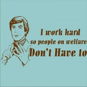 Welfare system abuse