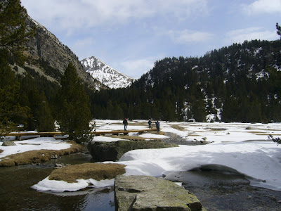 Aigüestortes National Park in Catalonia