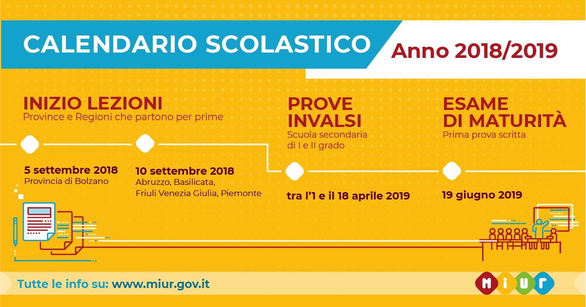 Calendario Scolastico Torino.Comitato Genitori Spinelli Torino Miur Calendario