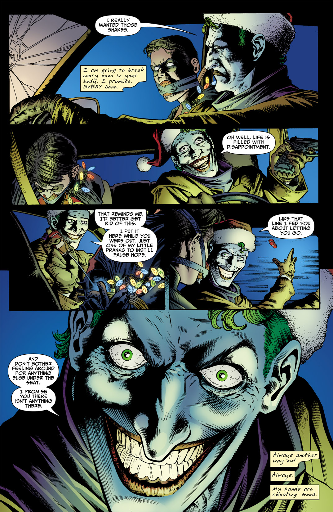 Detective Comics (1937) 826 Page 15