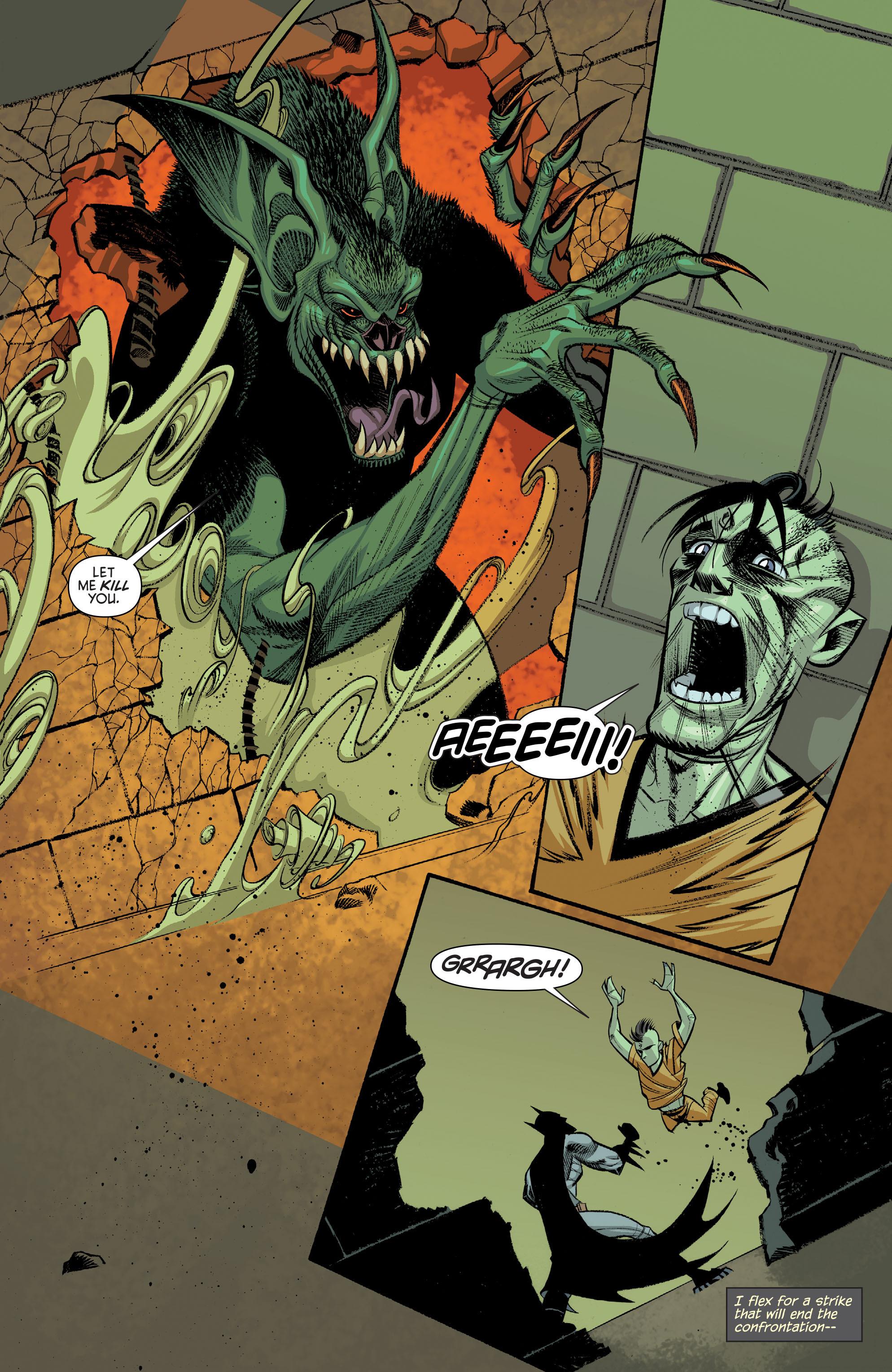 Read online Arkham Manor comic -  Issue #6 - 8