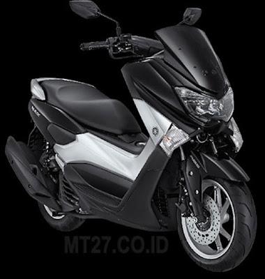 Yamaha N-MAX-PUTIH