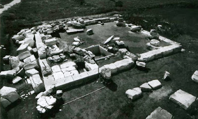 Άγνωστο ταφικό ηρώο στα Μάρμαρα Ζερβοχωρίου Θεσπρωτίας