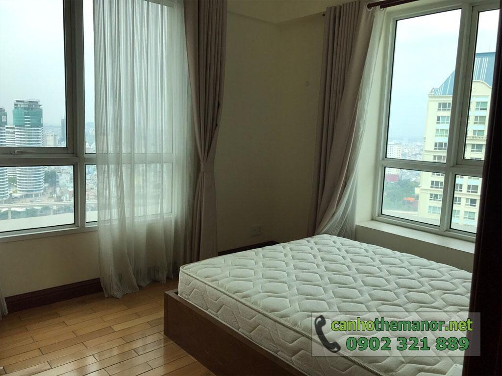 Bán/Cho thuê căn hộ có sổ hồng The Manor 2 tầng 26 nội thất cao cấp