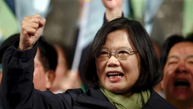 China warns Taiwan President Tsai Ing-wen over 'very dangerous' remarks