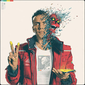 Logic - Clickbait Lyrics - Album Confessions Of A Dangerous Mind