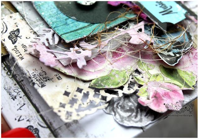 @nastyalena #scrapbooking #papercrafting