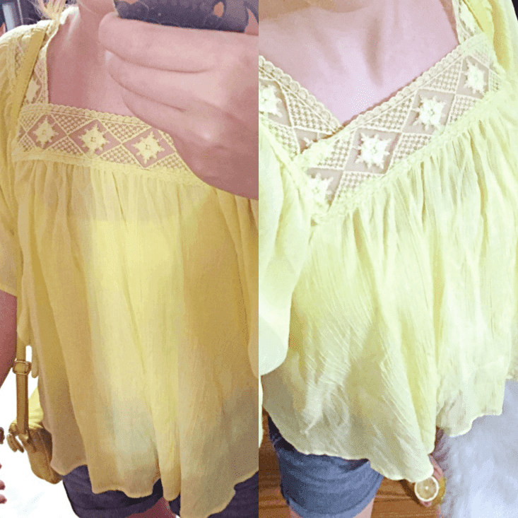 lemon yellow outfit of the day summer 2018
