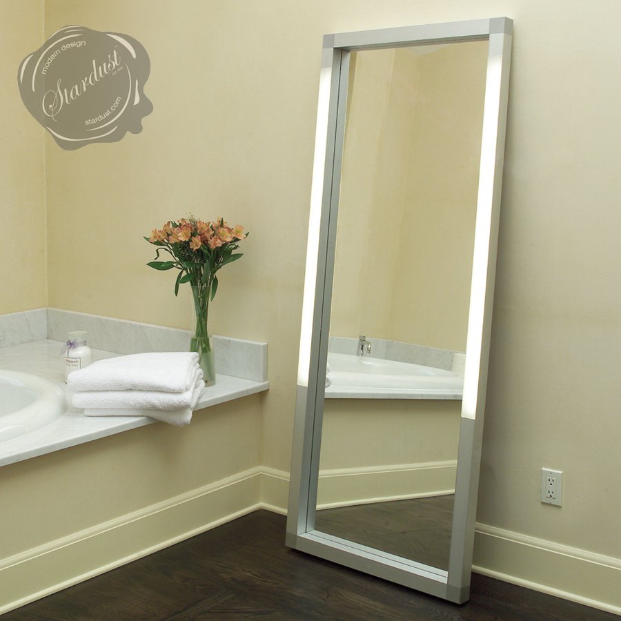 Led Integrated Lighted Vanity Mirror