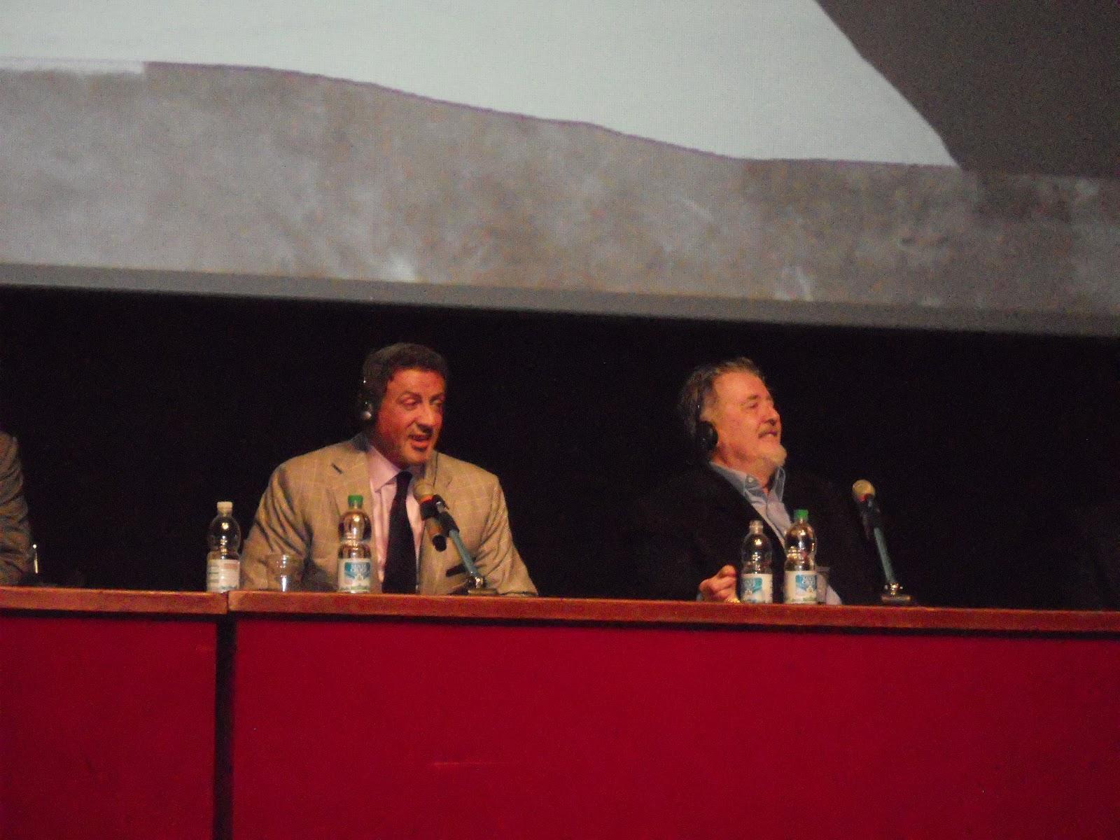 445b891a9e2b SYLVESTER STALLONE AL FESTIVAL INTERNAZIONALE DEL FILM DI ROMA. Grande  attesa tappeto rosso per ...