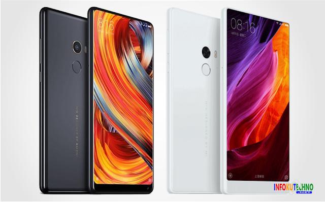Xiaomi Mi Mix 2 Full Spesifikasi dan Harga Terbaru