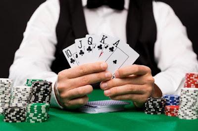 bandar judi online poker terpercaya