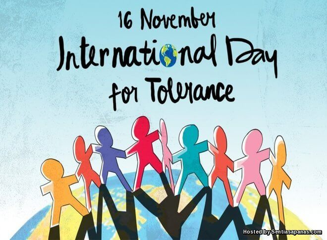 Sambutan Hari Toleransi Antarabangsa, International Day for Tolerance