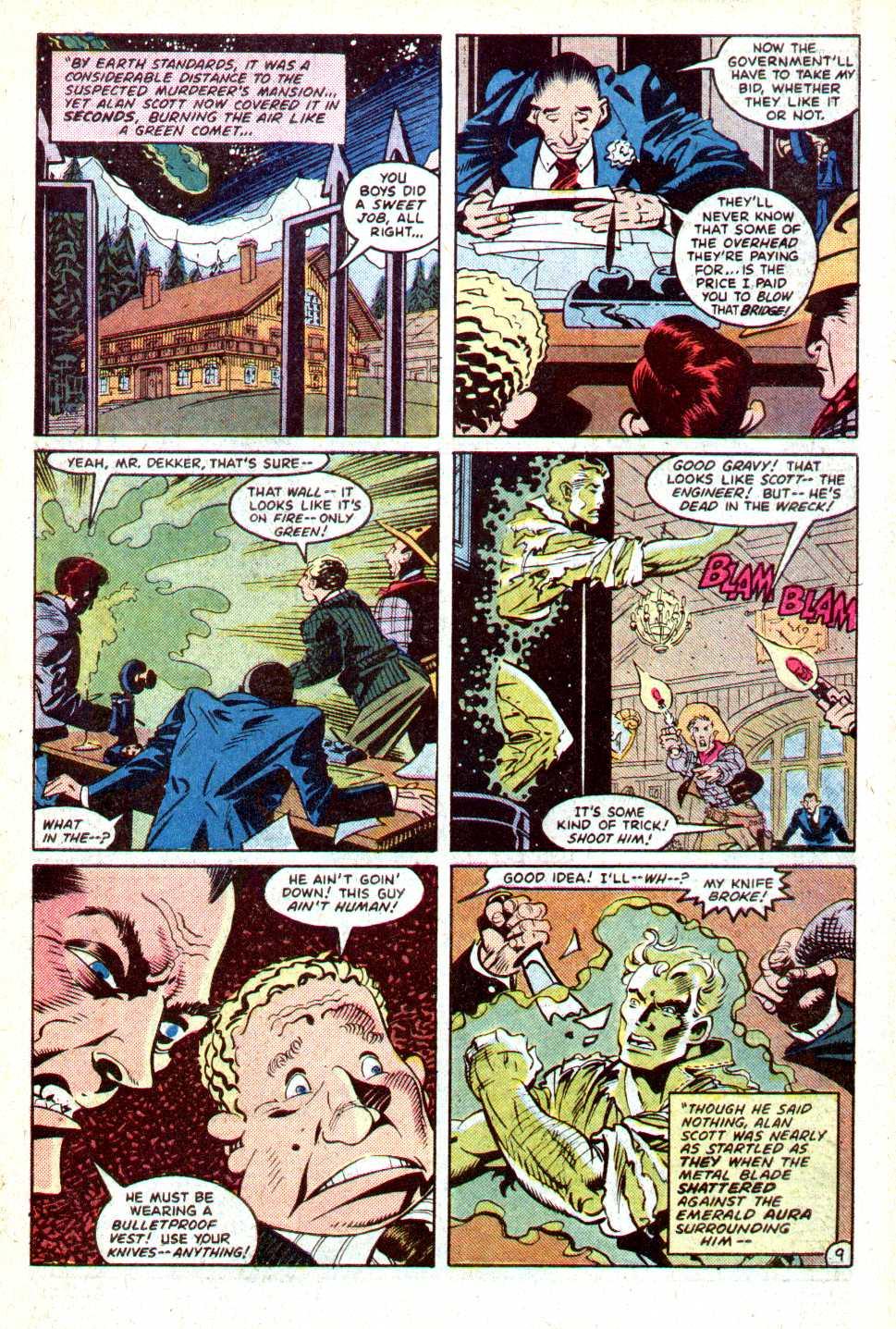 Read online Secret Origins (1986) comic -  Issue #18 - 26