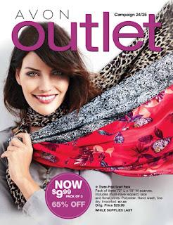 Avon Outlet Campaign 24 & 25 Shop: 10/29/16 - 11/25/16