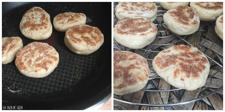 muffins-hechos-en-sartén