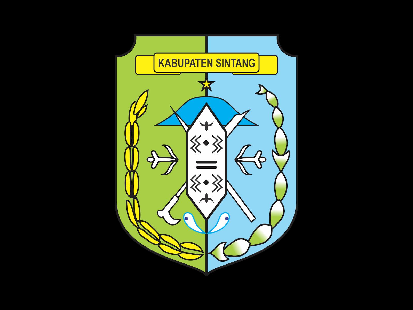 Warung Vector Logo Kabupaten Sintang Vector Cdr Png Hd