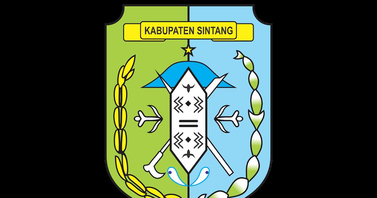 Logo Kabupaten Sintang Vector Cdr Png Hd Gudril Logo Tempat Nya Download Logo Cdr