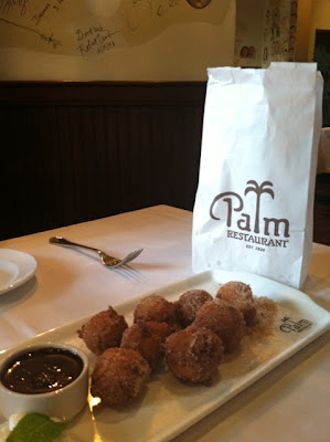 Palm Steakhouse Atlanta Donuts
