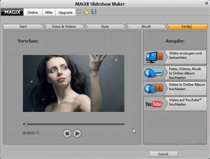 Magix Slideshow