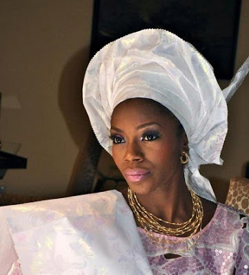 Late Pastor Bimbo Odukoya's Daughter Tolu weds