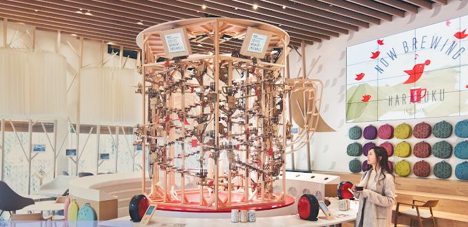 【超夢幻限定】日本雀巢咖啡的聖誕活動 讓咖啡與音樂融合