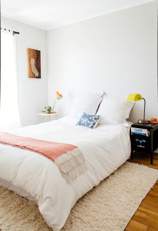 Un pequeño apartamento en San Francisco