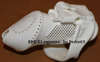 KHD expresso, the first (and only!) 3d printed cage
