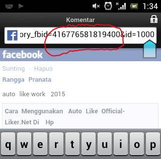 Cara Menggandakan Jumlah Like Facebook