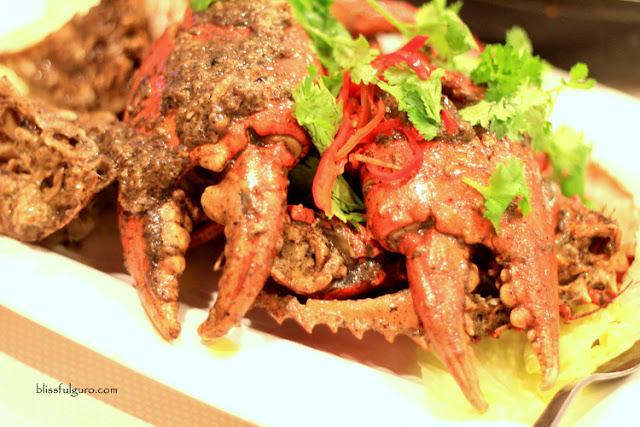 Jumbo Seafood Gallery Restaurant Singapore Blog