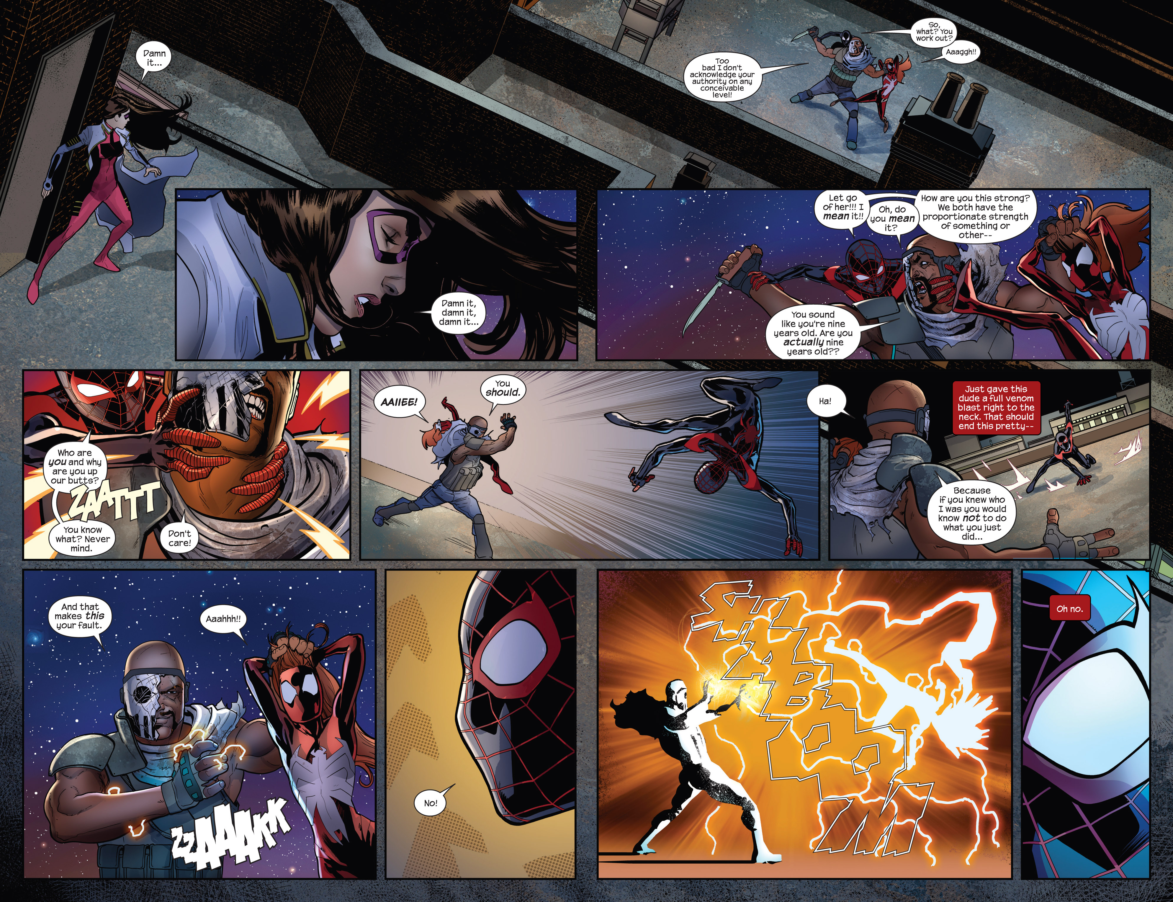Read online Ultimate Comics Spider-Man (2011) comic -  Issue #27 - 11