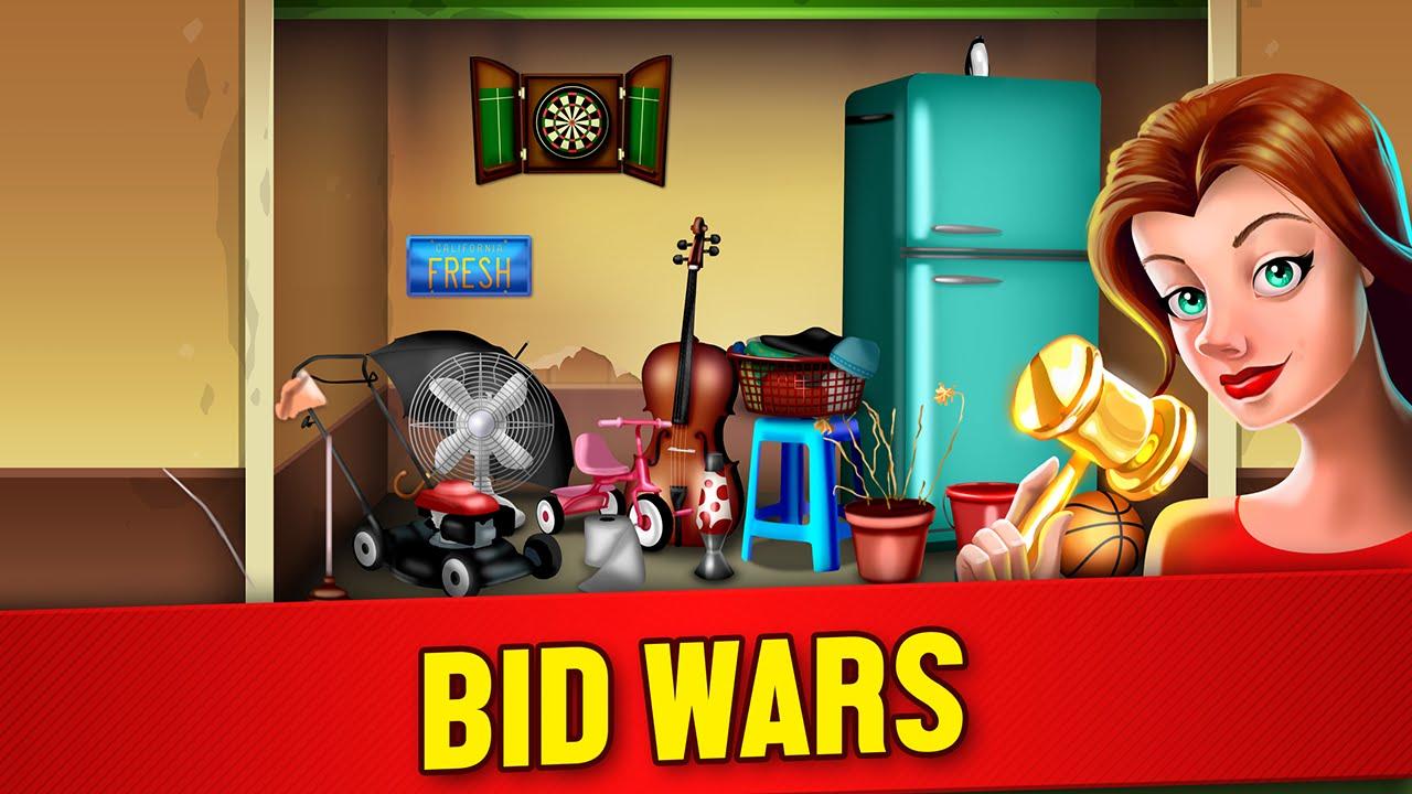 Bid Wars V2.12.4 Para Hileli