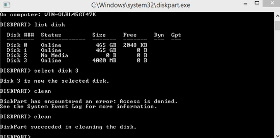 Membuat Installer Windows Bootable di USB Flashdisk