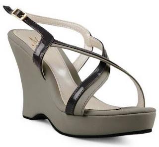 Sandal Wedges Cantik Yang Paling Disukai Wanita 201606