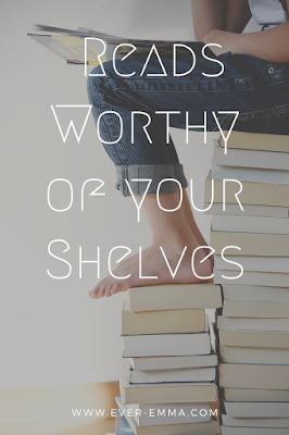 Are you sick of wasting your time on books that are subpar? Here are some books I have read recently, that are NOT a waste of time!