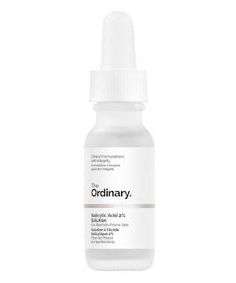 he Ordinary Salicylic Acid 2% Solution