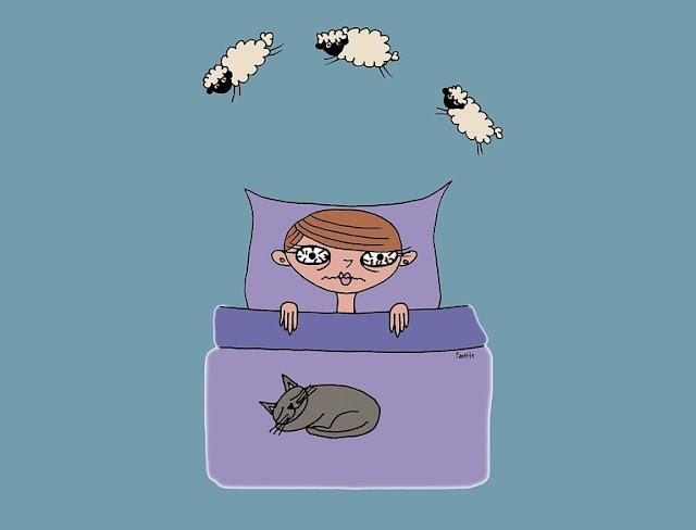 experiencia insomnio problemas para dormir