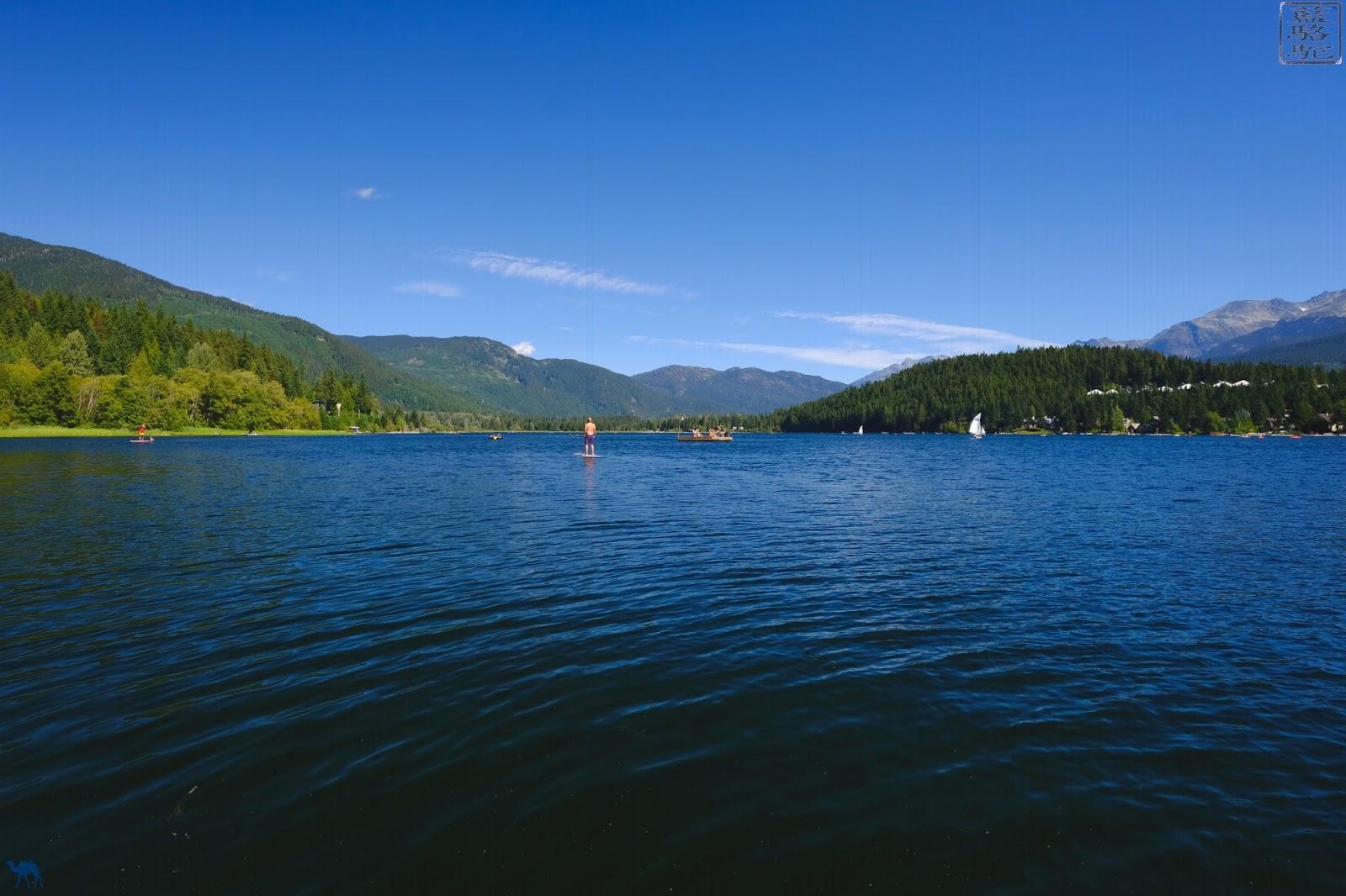 Le Chameau Bleu - Blog Voyage Canada Colombie Britannique -Alta Lake