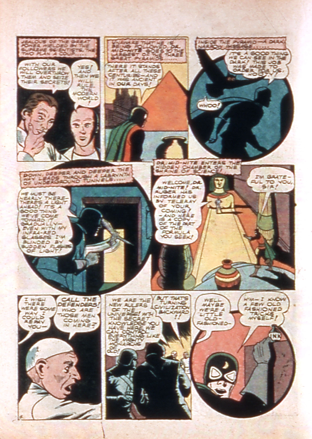 All-Star Comics (1940) issue 10 - Page 49