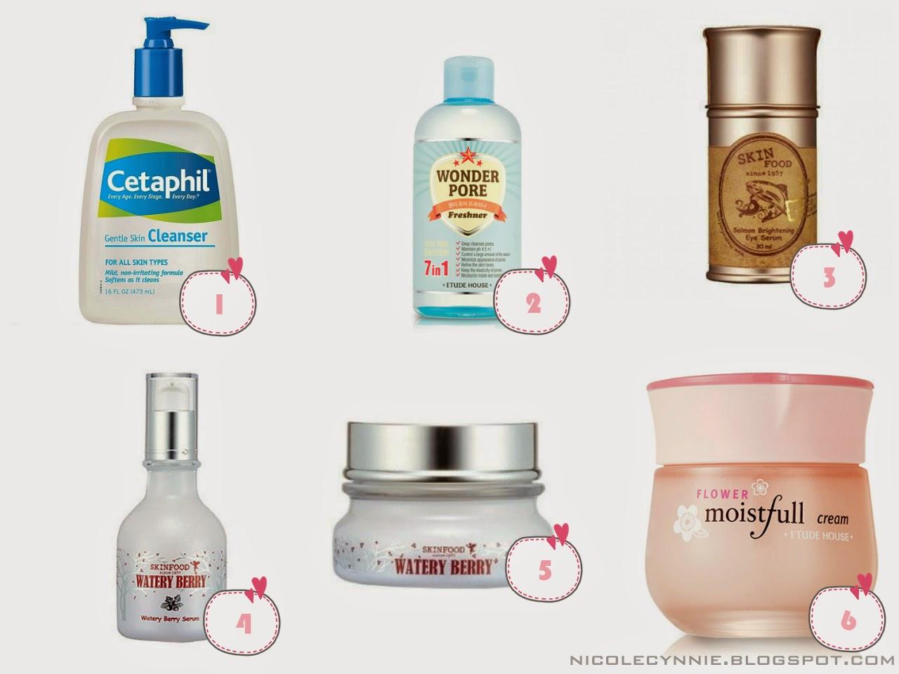 Morning Korean Skincare Routine Nicole Cynnie