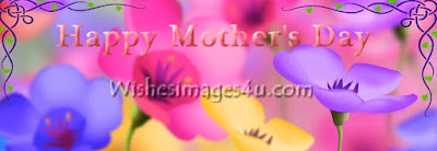 Mothers Day Clourful Facebook Cover Images 2016