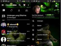 Download BBM MOD Hulk Apk v2.13.1.14 Terbaru