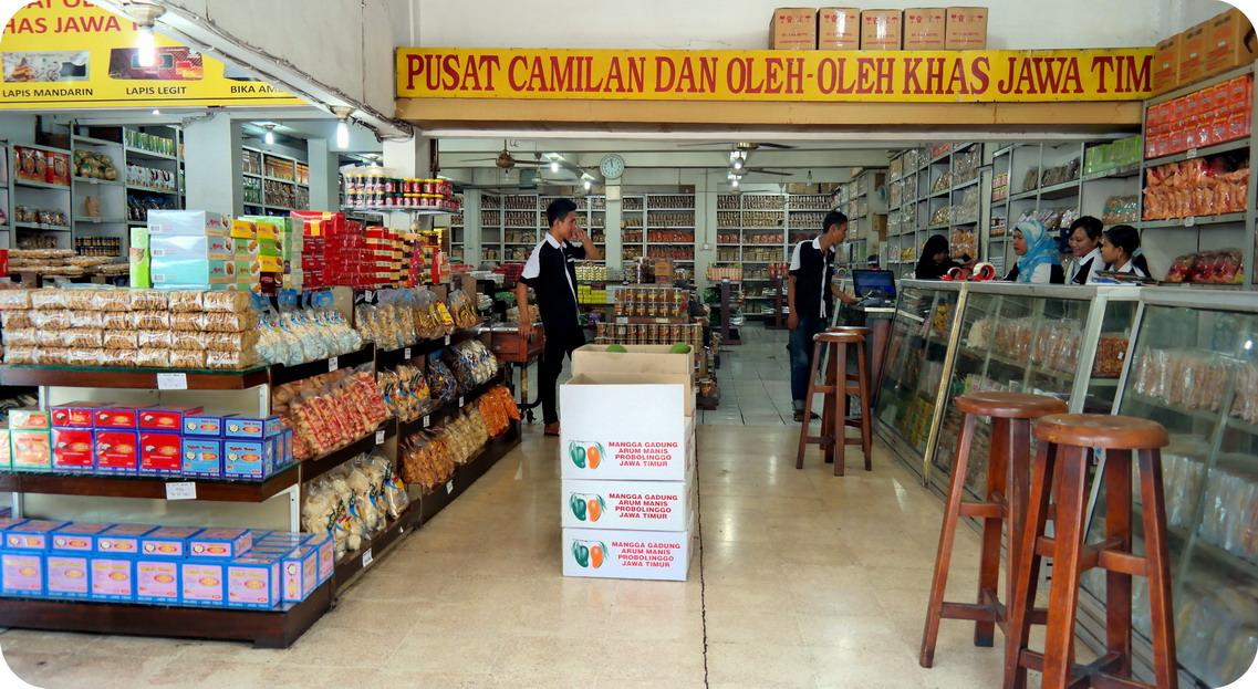 Pusat Oleh-Oleh Khas Surabaya Jawa Timur