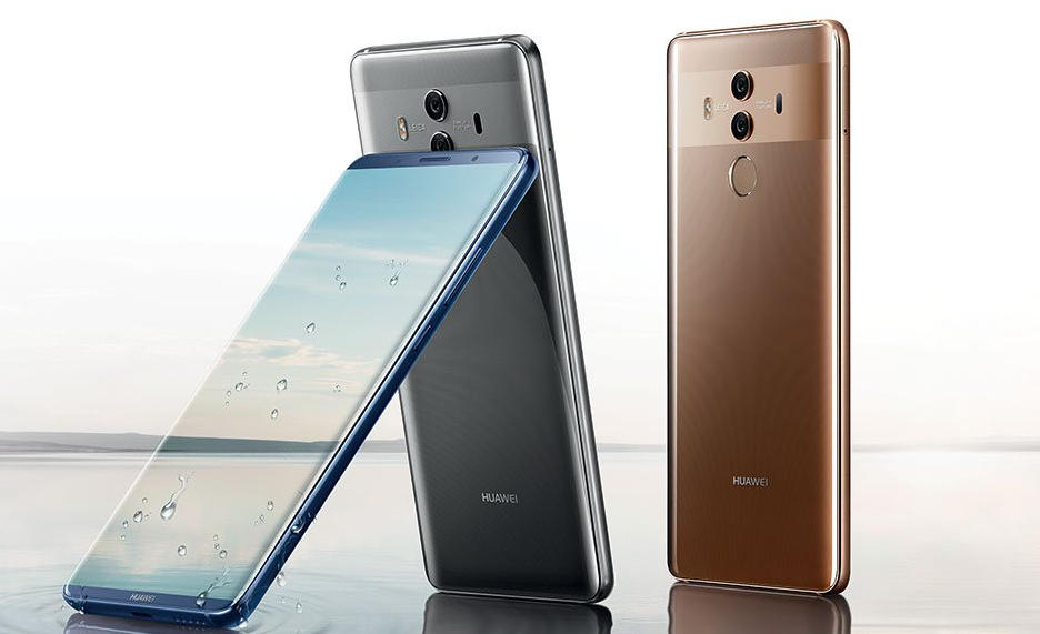 L'incredibile cellulare smartphone Mate 10 Pro di Huawei